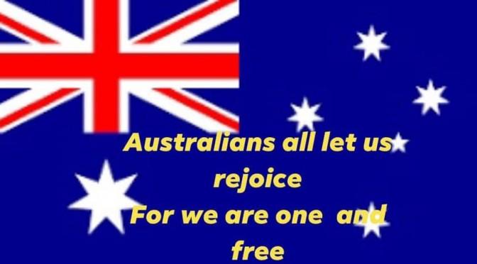 ستراليا تجري تعديلا رسميا على النشيد الوطني  الاسترالي